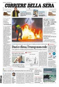 Corriere della Sera – 02 dicembre 2018