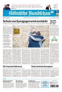Kölnische Rundschau Rheinisch-Bergischer Kreis – 11. Oktober 2019