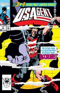 U S Agent 003 (1993) (Digital