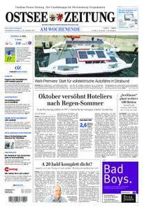 Ostsee Zeitung Wolgast - 21. Oktober 2017