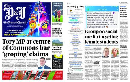 The Press and Journal Moray – February 07, 2019