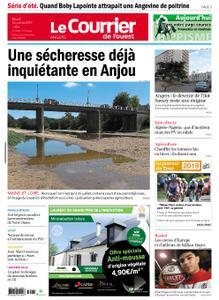Le Courrier de l'Ouest Angers – 16 juillet 2019