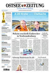 Ostsee Zeitung Wolgast - 02. März 2018