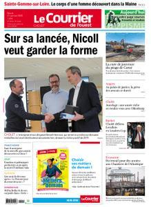 Le Courrier de l'Ouest Cholet – 21 janvier 2020