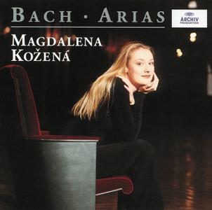 Magdalena Kožená, Marek Štryncl, Musica Florea - Bach: Arias (1997)