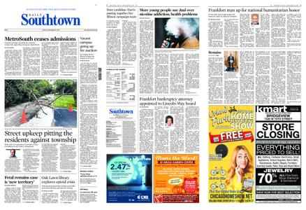 Daily Southtown – September 22, 2019