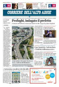 Corriere dell'Alto Adige – 28 settembre 2018