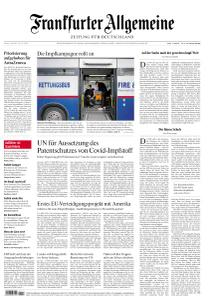 Frankfurter Allgemeine Zeitung - 7 Mai 2021
