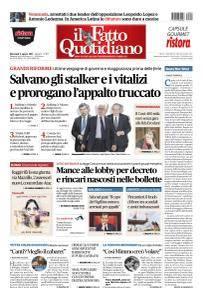 Il Fatto Quotidiano - 2 Agosto 2017