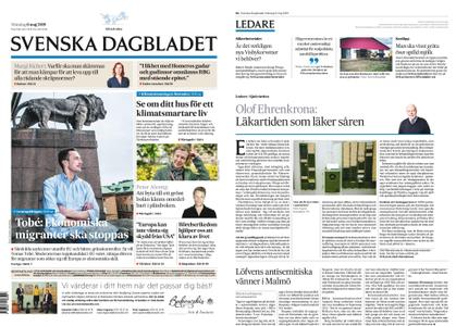 Svenska Dagbladet – 06 maj 2019