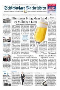 Schleswiger Nachrichten - 24. Januar 2018
