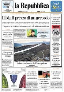 la Repubblica - 2 Novembre 2019