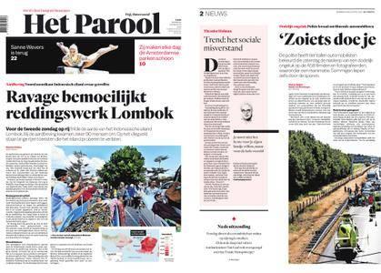 Het Parool – 06 augustus 2018