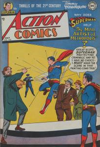Action Comics 170 DC Jul 1952 c2c Superscan