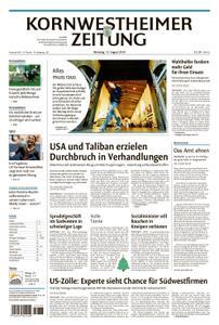 Kornwestheimer Zeitung - 13. August 2019