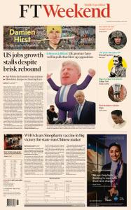 Financial Times Middle East - May 8, 2021