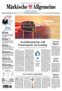 Märkische Allgemeine Prignitz Kurier - 13. November 2018