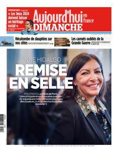 Aujourd'hui en France du Dimanche 10 Février 2019