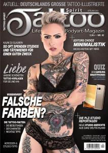 Tattoo-Spirit Nr.92 - April-Mai 2018
