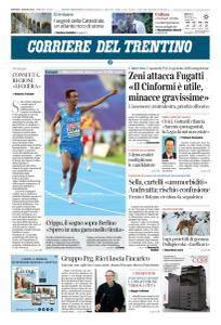 Corriere del Trentino - 7 Agosto 2018