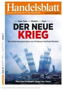 Handelsblatt - 20. November 2015
