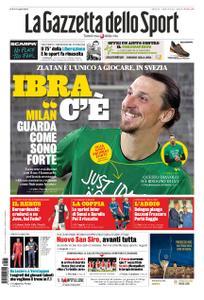 La Gazzetta dello Sport – 25 aprile 2020