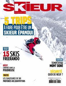 Skieur Magazine - Février-Mars 2021