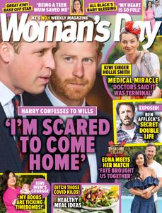 Woman's Day New Zealand - October 28, 2021