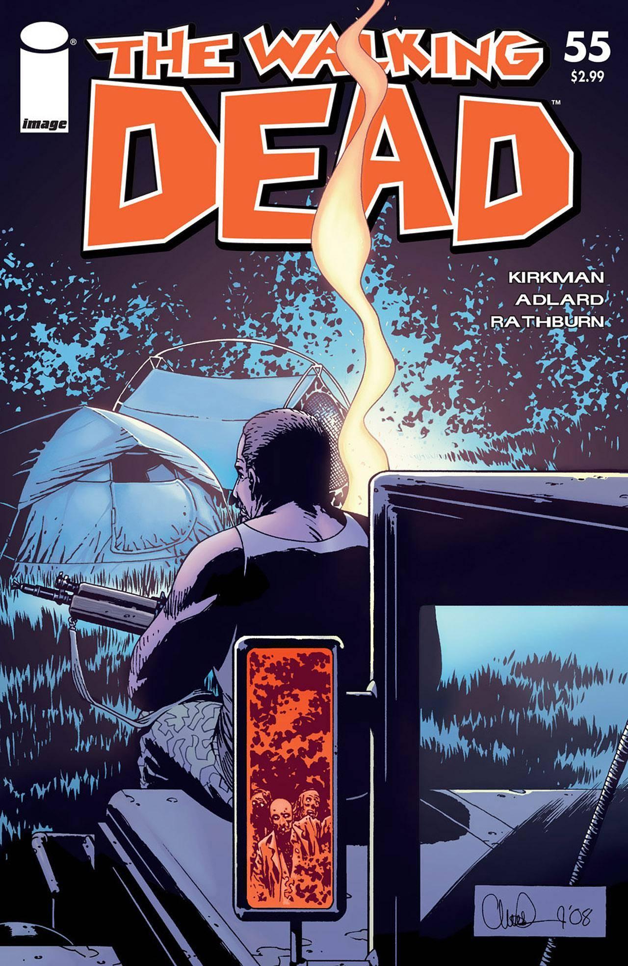 Walking Dead 055 2008 digital