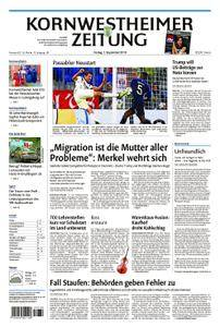 Kornwestheimer Zeitung - 07. September 2018