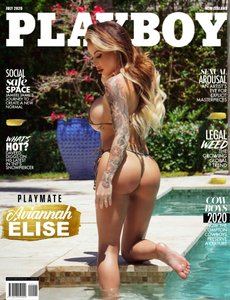 Playboy New Zealand - July 2020