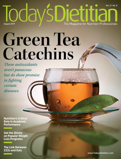 Today's Dietitian - August 2019