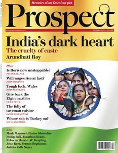 Prospect Magazine - December 2014