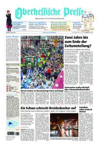 Oberhessische Presse Marburg/Ostkreis - 05. März 2019
