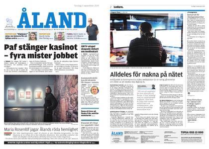 Ålandstidningen – 05 september 2019