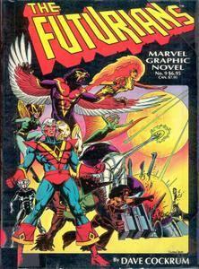 Marvel Graphic Novel 09 - The Futurians 1983