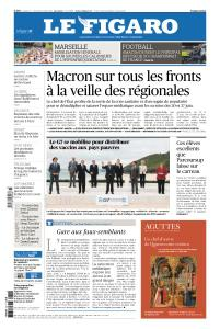 Le Figaro - 12-13 Juin 2021