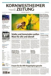 Kornwestheimer Zeitung - 15. August 2019