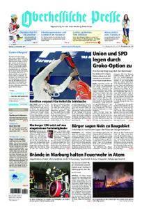 Oberhessische Presse Marburg/Ostkreis - 27. November 2017