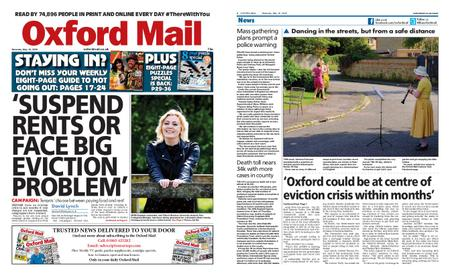 Oxford Mail – May 16, 2020