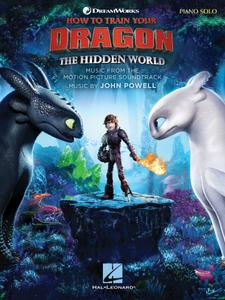 How to Train Your Dragon: The Hidden World Songbook: Music from the Motion Picture Soundtrack