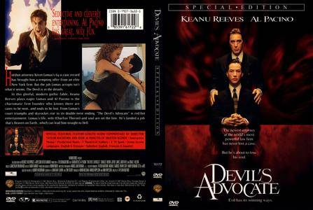 The Devil's Advocate (1997) Special Edition [Re-Up]