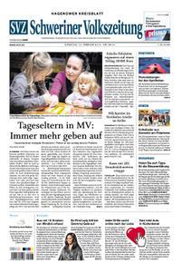 Schweriner Volkszeitung Hagenower Kreisblatt - 12. Februar 2019