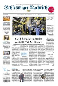 Schleswiger Nachrichten - 25. Januar 2020