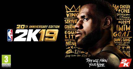 NBA 2K19 (2018)
