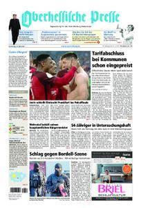 Oberhessische Presse Marburg/Ostkreis - 19. April 2018
