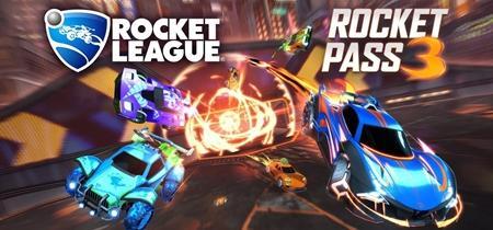 Rocket League Rocket Pass 3 (2019)