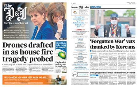 The Press and Journal Moray – June 09, 2020