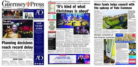 The Guernsey Press – 31 December 2018