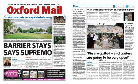 Oxford Mail – August 07, 2020